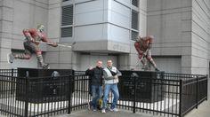Ottobre 2012 con Nick