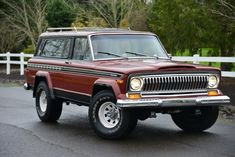 No Reserve: 1977 Jeep Cherokee Chief S | Bring a Trailer