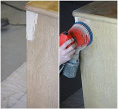 How To Fill Wood During Furniture Refurbishing