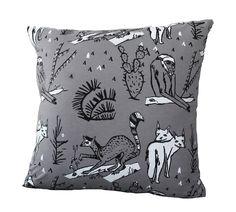 thief & bandit pillow