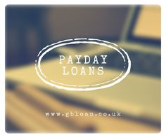 Looking for a payday loans? We have the answer! Gbloan.co.uk is a specializing in arranging instant payday loans up to £100 to £1000.