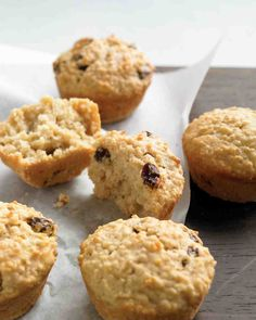 Quinoa Muffins Recipe & Video | Martha Stewart