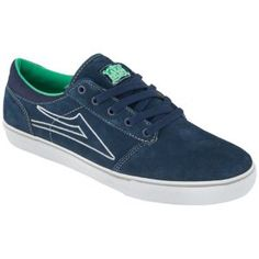 Lakai Brea - Men s - Skate - Shoes - Navy 4d28da95d