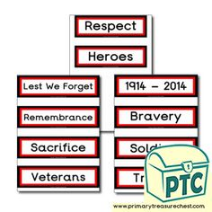 World War One Teaching Activities, Teaching Resources, Teaching Ideas, Ourselves Topic, Lest We Forget, World War One, Role Play, Crafts For Kids, Words