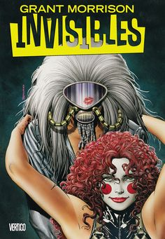 THE INVISIBLES BOOK ONE TP Written by GRANT MORRISON Art by STEVE YEOWELL, JILL THOMPSON, JOHN RIDGWAY, STEVE PARKHOUSE and others Cover by BRIAN BOLLAND These stories from THE INVISIBLES #1-12 and ABSOLUTE VERTIGO #1 introduce the latest recruit into the covert action team known as the Invisibles: a teenage lout from the streets of London. Can Dane survive a mind-altering training course administered by King Mob? On sale FEBRUARY 8 • 328 pg, FC, $24.99 US • MATURE READERS