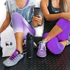 Friends don't let friends skip workouts
