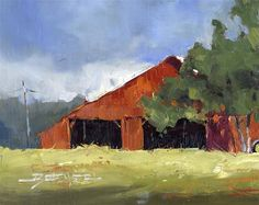 """Windy Ridge Farm"" - Kent Brewer"