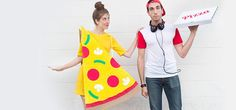Disfraces originales en pareja para triunfar en Carnaval