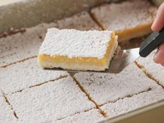 Orange Bars Recipe by Pioneer Woman from Food Network