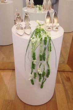 #enzomiccio and #alessandrarinuado creations #mfw #nicolespose #shoes #fashion
