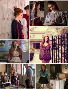 Teen Wolf~ Lydia Martin..She Has Kickass Style Through Out The Series