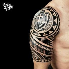 tribal tattoos for guys ~ tribal tattoos