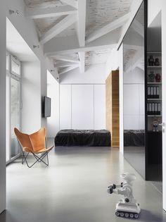 Photographer's+Loft+/+Bruzkus+Batek+Architekten