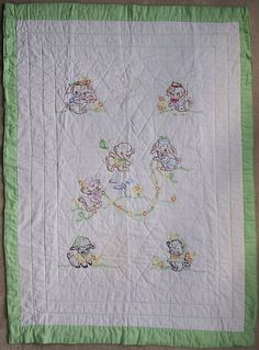 Baby Quilts Run in the Family