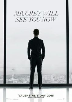 50 Shades of Grey. Well I know what I'm doing in exactly a year