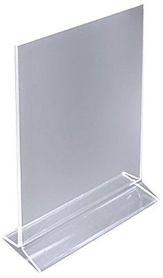 A4 Acrylic Table Top Sign Holder/ Photo Frame /menu Stand Photo, Detailed about A4 Acrylic Table Top Sign Holder/ Photo Frame /menu Stand Picture on Alibaba.com.