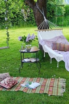 Awesome Backyard Hammock Ideas For Relaxation