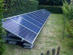 4750 wp, 14 zonnepanelen yingli solar met enphase micro omvormers
