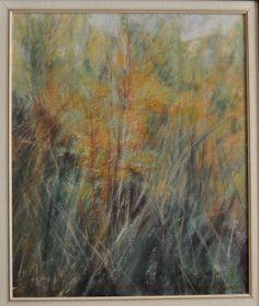 Paisaje Homenaje al Otoño. Acrílico s/lienzo. 57 x 48 cm  https://www.flickr.com/photos/antoniasoler/15326646061/ #arte #contemporaneo #elche #art  #paintings #antoniasoler #contemporaryart #paisaje #otoño #nostalgia #recuerdos #memoria #mirada #añoranza #trees http://antoniasoler.com/es/blog
