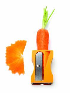 Amazon.com - Monkey Business Karoto Sharpener & Peeler - Orange (Orange)