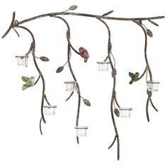 Bird Tealight Sconce