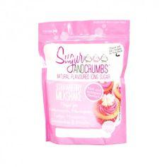 Azúcar glass sabor batido de fresa 500g