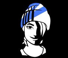Logo Desing, Game Logo Design, Skin Logo, Game Wallpaper Iphone, Epic Games Fortnite, Esports Logo, Human Drawing, Skull Artwork, Youtube Banners