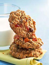Oatmeal-Milk Chocolate Chippers Recipe