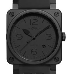 WEGELIN Bijoutier à Grenoble » BELL&ROSS BR 03-92 PHANTOM