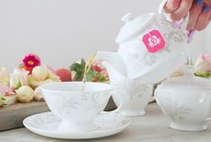 Want to be a bit more creative with how you treat your mum? Laura Ashley has the right ingredients to make mother's day extra perfect...