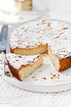 Flourless Almond Cake with Ricotta Recipe (Gluten-Free)