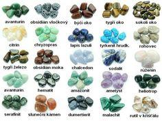 Léčivé účinky kamenů