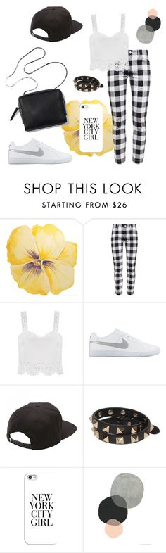 """Outfit #12"" by screepted ❤ liked on Polyvore featuring Dolce&Gabbana, NIKE, Vans, Valentino and Casetify"