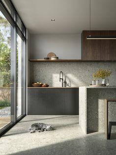 VWArtclub - Ethno motive Kitchen Room Design, Modern Kitchen Design, Interior Design Kitchen, Kitchen Decor, Kitchen Design Minimalist, Bathroom Interior, Küchen Design, House Design, Humble House