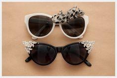 Propuestas para cambiar el estilo de tus viejas gafas de sol...