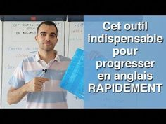 Cet outil indispensable pour progresser en anglais RAPIDEMENT - YouTube #anglaisfacile Learn English, Boarding Pass, Teaching, Website, School, English Language, Crochet, Books, English Phrases