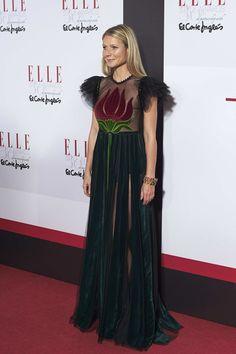 Gwyneth Paltrow Photos Photos - Gwyneth Paltrow attends ELLE Magazine 30th anniversary party at Circulo de Bellas Artes Club on October 26, 2016 in Madrid, Spain. - ELLE 30th Anniversary Party