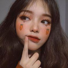 Edgy Makeup, Eye Makeup Art, Asian Makeup, Korean Makeup, Cute Makeup, Pretty Makeup, Makeup Inspo, Makeup Inspiration, Beauty Makeup
