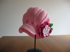 I love this hat for Molly! @Kaitlynn Dale can you make it for me????