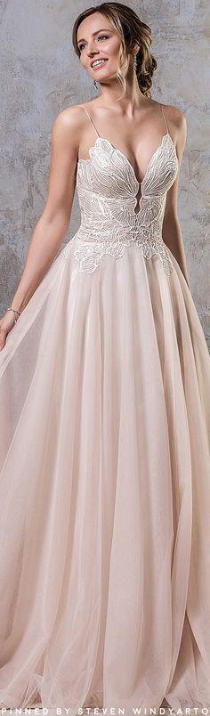 Amelia Sposa Bridal Fall 2018 Lookbook