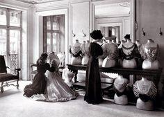 French fashion 1910
