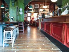 Milo Lounge - Cafe / Bar - Lark Lane, Liverpool