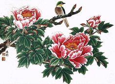 Flowers, Plants, Painting, Image, Art, Asian, Google, Art Background, Painting Art