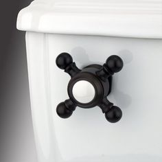 Elements of Design Buckingham Universal Oil-Rubbed Bronze Toilet Handle