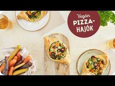 Remek vacsora recept kelkáposztával, színes répával és pizzatésztával. Frissen, melegen tálalva igazi téli recept, de kihűlve is finom fogás. Vegan Pizza, Tacos, Mexican, Ethnic Recipes, Youtube, Savoy Cabbage, Carrots, Napa Cabbage, Food Food