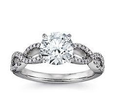 Amazing Infinity Twist Ring. I love it