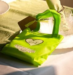"""We wanted to make favors that would be useful, so I totally borrowed an idea from the welcome bag with an awesome, party-friendly, """"emergency kit"""" post and decided to make the perfect wedding BBQ emergency kit!"""