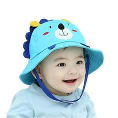 Cute Baby Sun Hat Girls Hats Cap Newborn Boys Hats d081426c80e