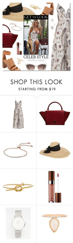 """Get the Look: HAT EDITION"" by sjkdesign ❤ liked on Polyvore featuring Zimmermann, Monica Vinader, Kreisi Couture, Oakley, Anarchy Street, Fresh, CLUSE, Melanie Auld and Gucci"