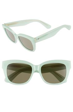 kate spade new york 'lorelle' 53mm cat eye sunglasses